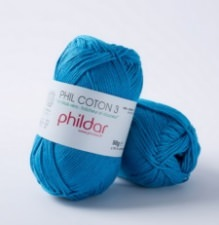 Phil coton no. 3 50g pacific