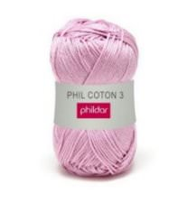 Phil coton no. 3 50g Jacinthe