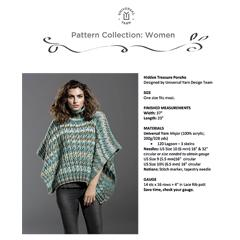 Patron gratuit - HiddenTreasure Poncho