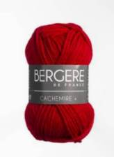 CACHEMIRE + ROUGE LUXE