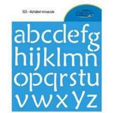 Alphabet minuscule 025