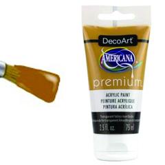 Transparent Yellow Iron Oxide- premium Tube 75ml