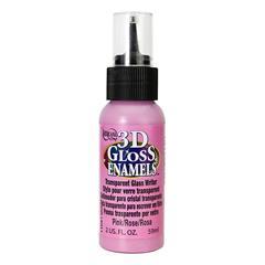 3D Gloss Enamel - Rose
