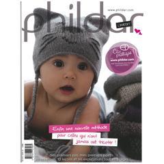 Revue Phildar 029 Inédit