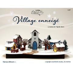 Village enneigé