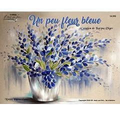 Un peu fleur bleue