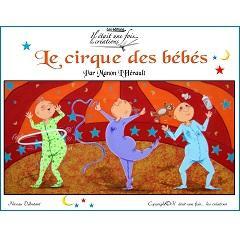 Le cirque des bébés