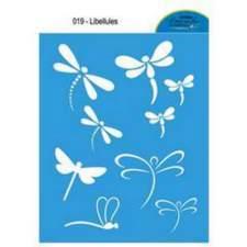 Libellules 019