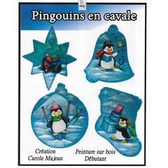 Pingouins en cavale