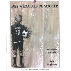 Mes médailles  de soccer