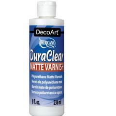DecoArt Duraclear matte varnish