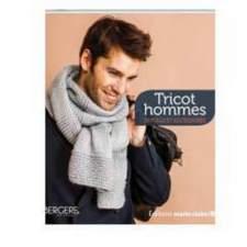 Tricot hommes, 30 modèles, éditions Marie Claire