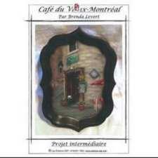 Café du vieux Montréal