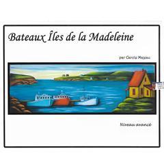 Bateaux Îles de la Madeleine