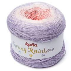 Spring Rainbow 53 - Mauve-Rose clair-Rosé