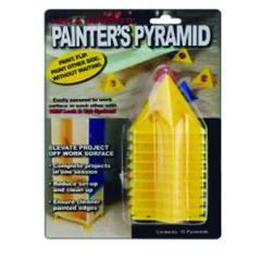 Pyramid painter's