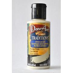 Traditions 3oz Medium White DAT37