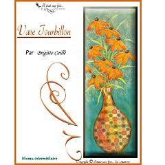 Vase tourbillon