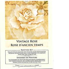Rose d'ancien temps