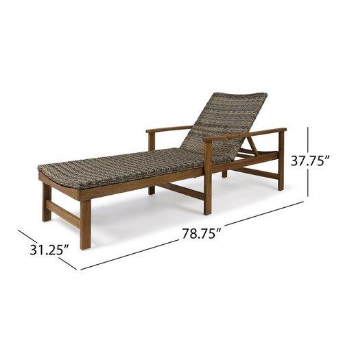 NOBLE HOUSE chaise longue