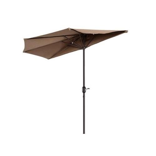 VILLACERA demi parasol
