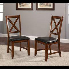 ABBYSON chaises (ens.2)
