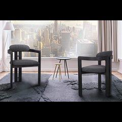 ARMEN LIVING chaises (ens.2)