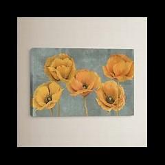 VARRICK GALLERY toile fleurs