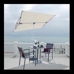 BRAYDEN STUDIO parasol rectangulaire
