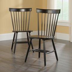SAUDER chaises (ens.2)