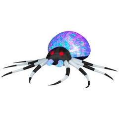 GEMMY INDUSTRY araignée gonflable