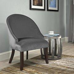 WILLA ARLO chaise demi-tonneau