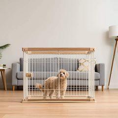 IRIS enclos pour chien