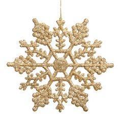 NORTHLIGHT 24 étoiles de Noël dorées