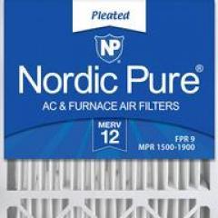 NORDIC PURE filtre pour fournaise