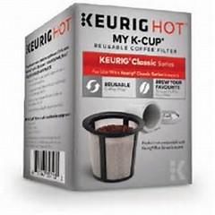 KEURIG MY K CUP filtre a café réutilisable