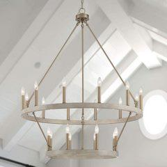 VANITY ART chandelier