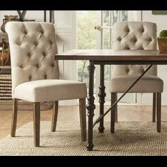 HOMELANCE chaises (ens.2)