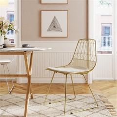ADORE DECOR chaises (ens.2)