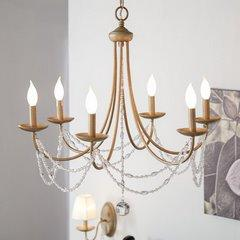 THREE POSTS chandelier