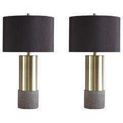 SIGNATURE DESIGN lampe de table ens: 2