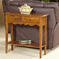 LEICK HOME console