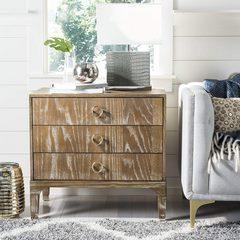 SAFAVIEH meuble 3 tiroirs