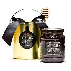 La chaudière dorée de miel fleurs de sarrasin<br/> 500 gr