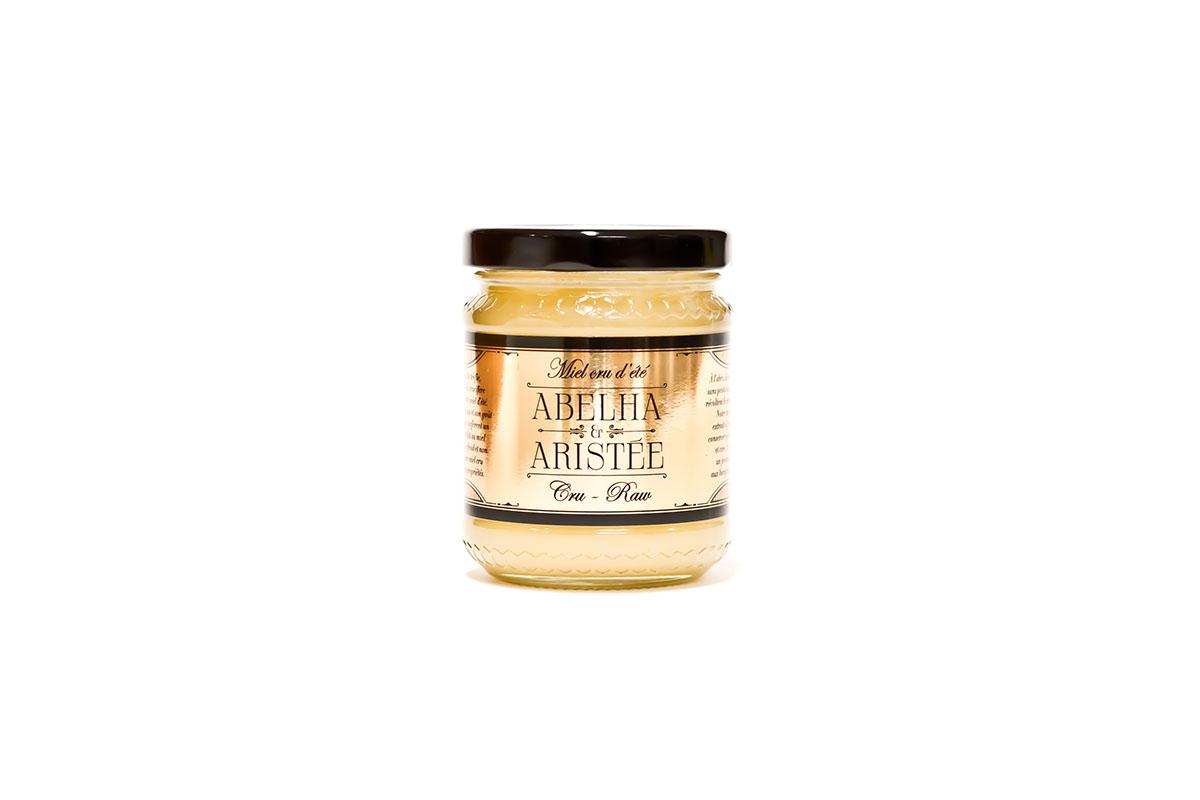 Miel cru d'été <br/>250 gr