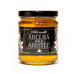 Miel vanillé <br/>250 gr