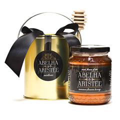 La chaudière dorée de miel  fleurs d'été<br/> 500 gr