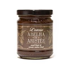 L'intense - Miel brut et cacao extra brut <br/>250 gr