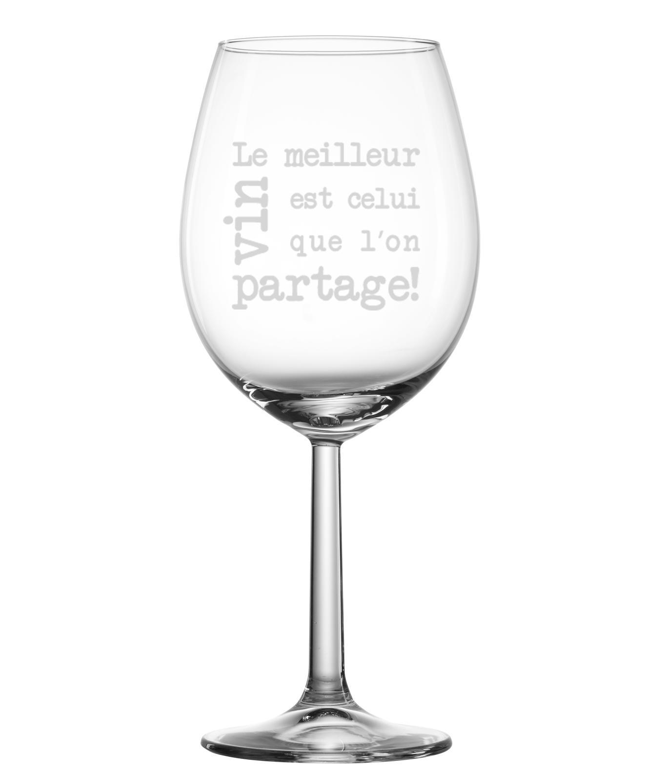 Le meilleur vin est celui  que l'on partage