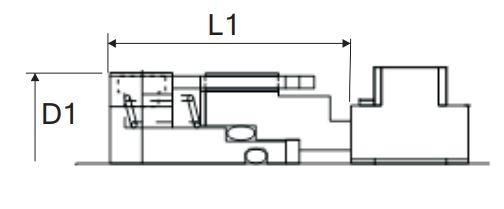QBEXEL Type Hu9 log drive